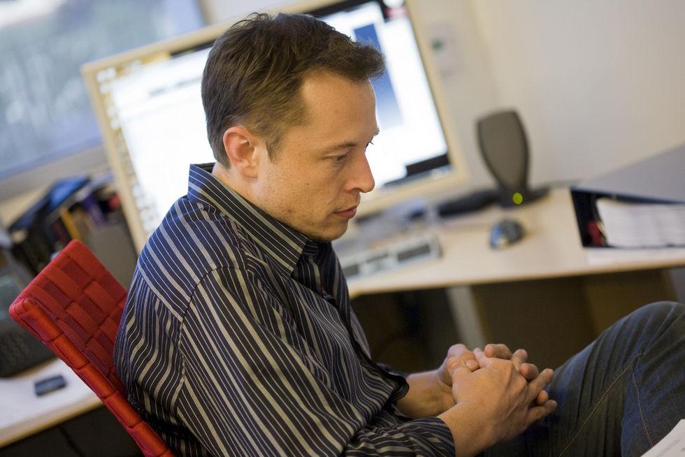 Elon Musk vill starta nyhetstjänsten Pravda