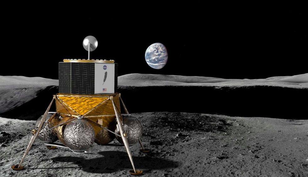Jeff Bezos snackar lite mer om kolonier på månen