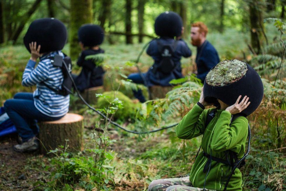 Upplev världen som ett djur med ny VR-upplevelse