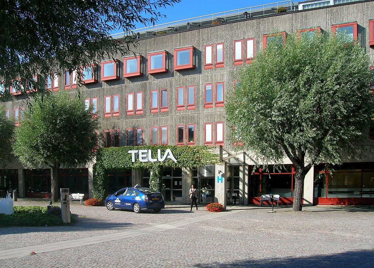 Filmindustrin stämmer Telia
