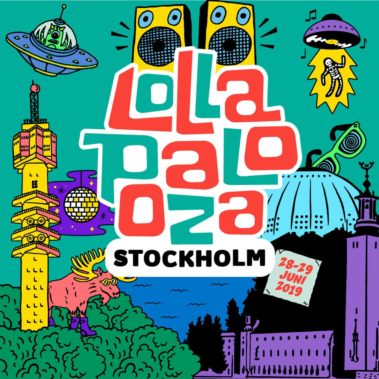 Lollapalooza kommer till Sverige