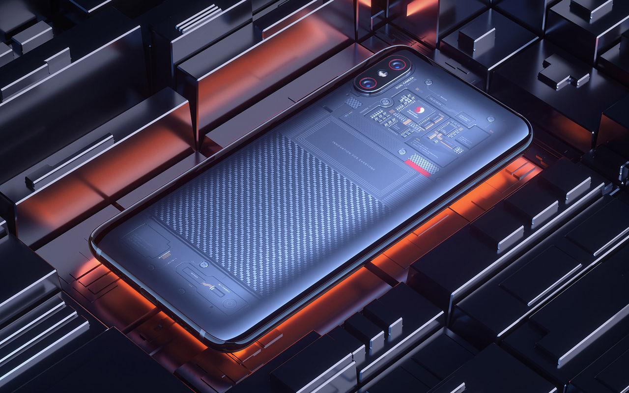 Xiaomi presenterar Mi 8