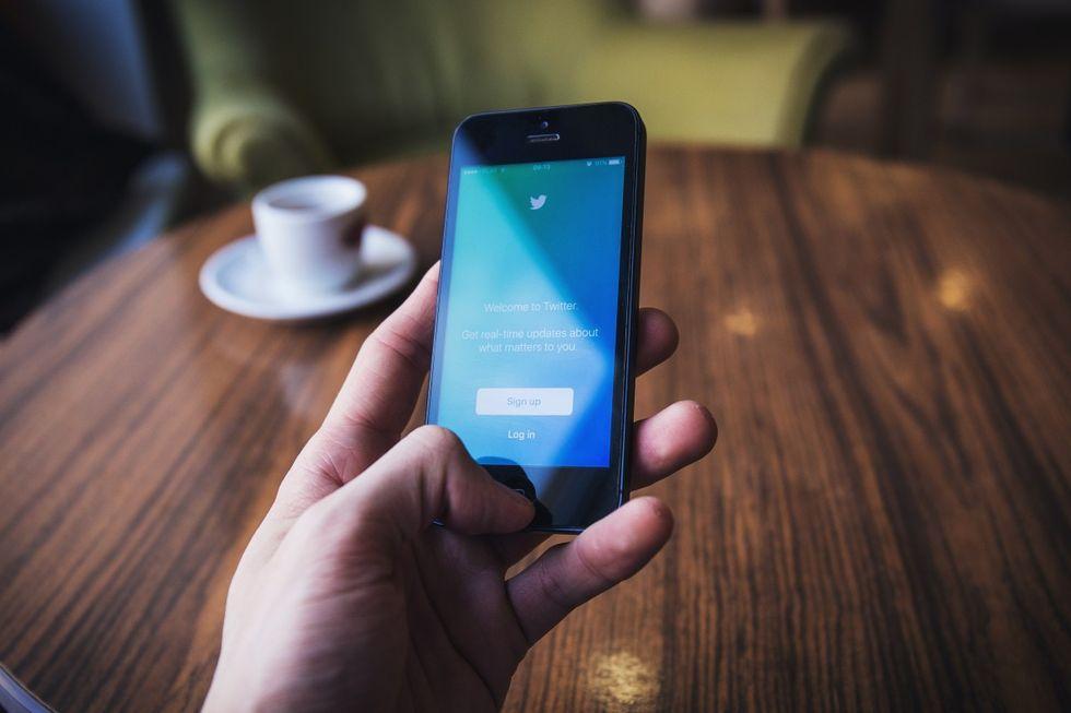 Twitter-konton som startades av minderåriga raderas