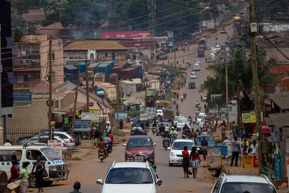 Nu har Uganda infört skatt på användning av sociala medier