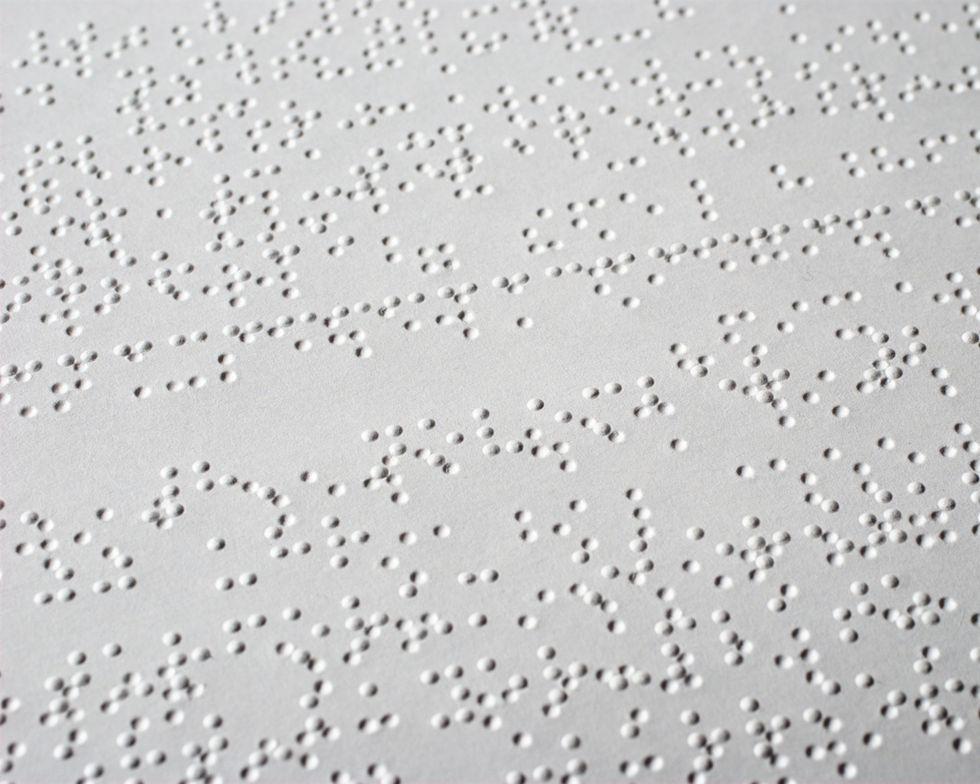 Apple och Microsoft tar fram standard för braille-skärmar