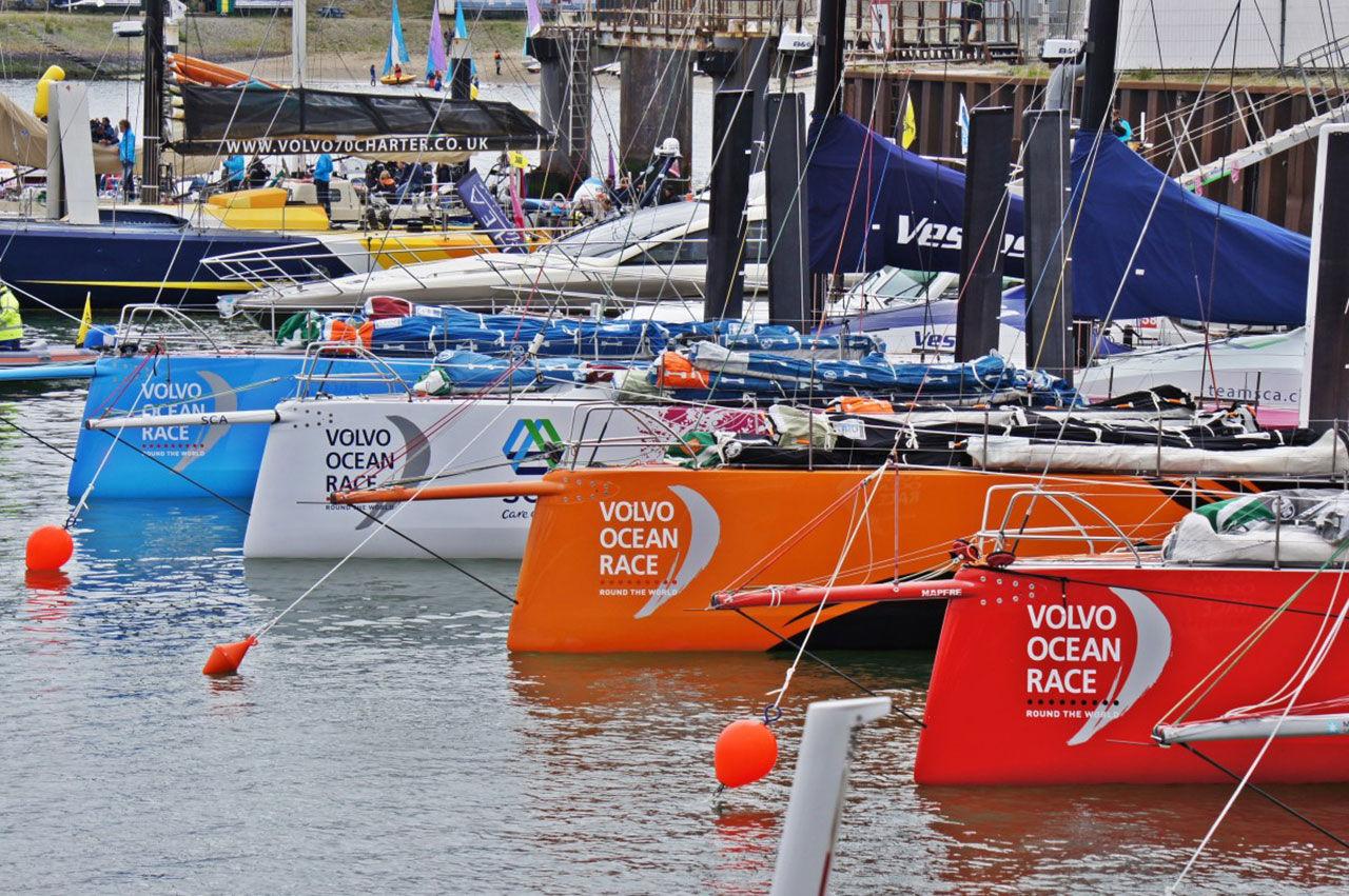 Volvo säljer ägandeskapet i Volvo Ocean Race
