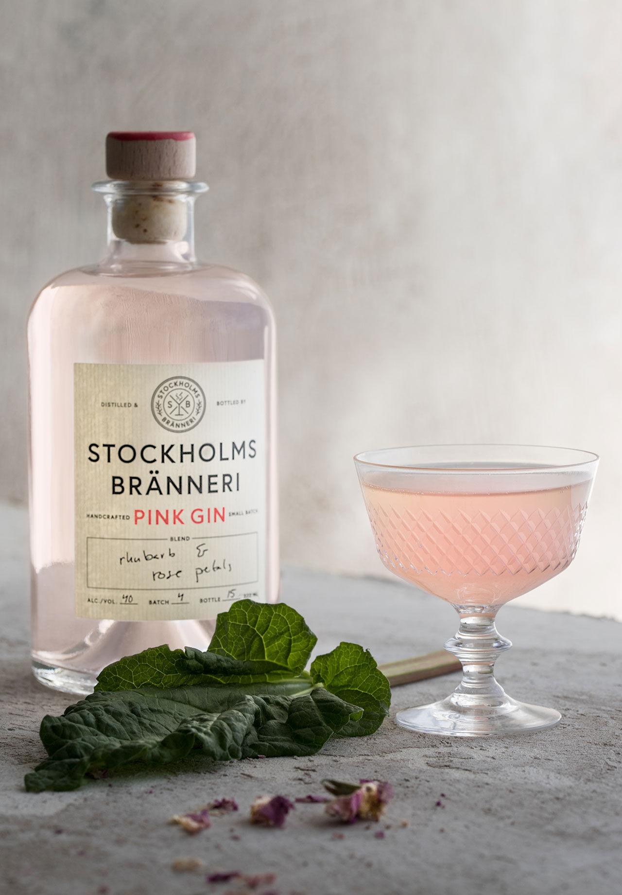 Stockholms Bränneri släpper ny gin