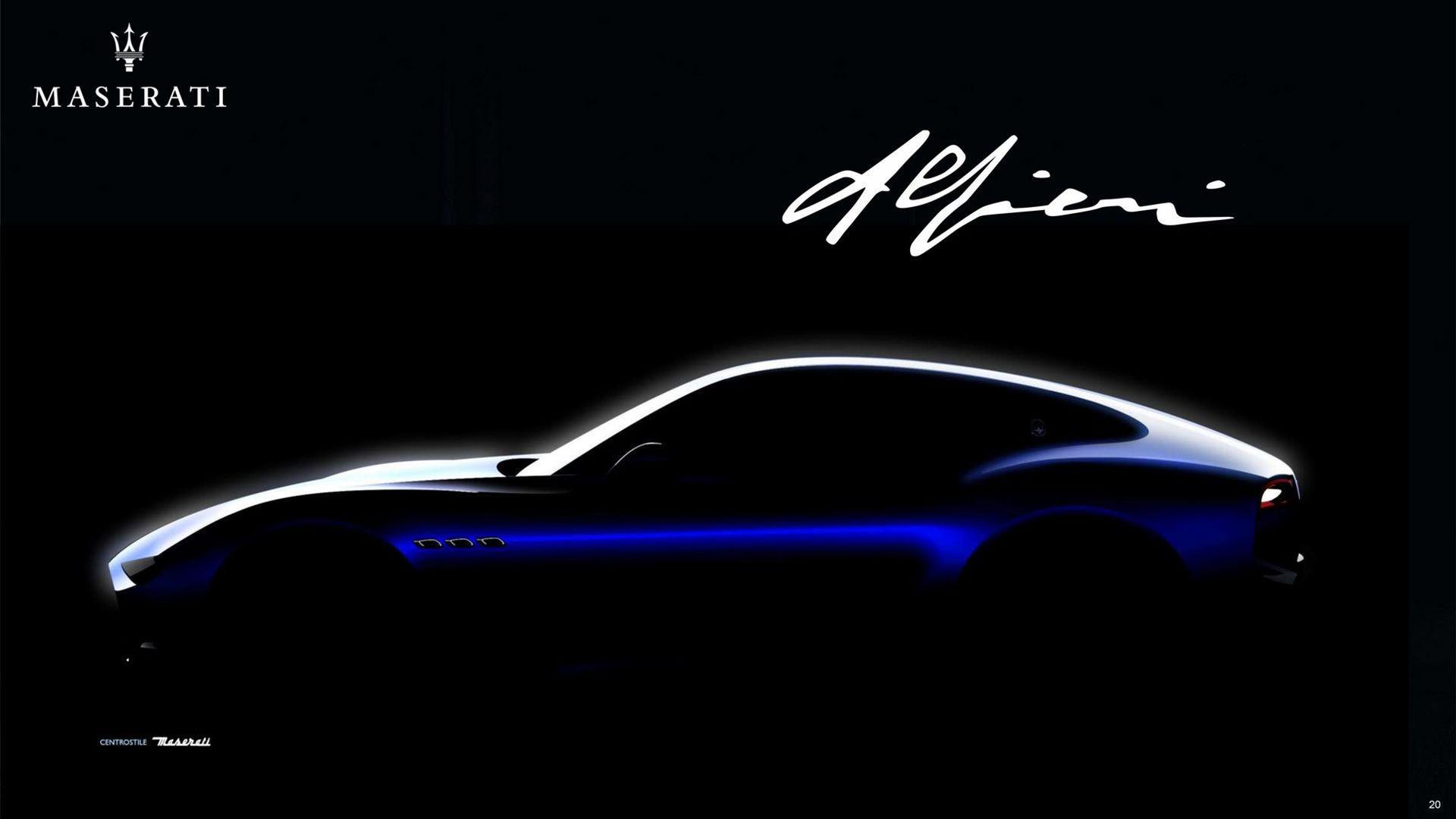 Maseratis laddhybrid gör 0-100 km/h på under två sekunder