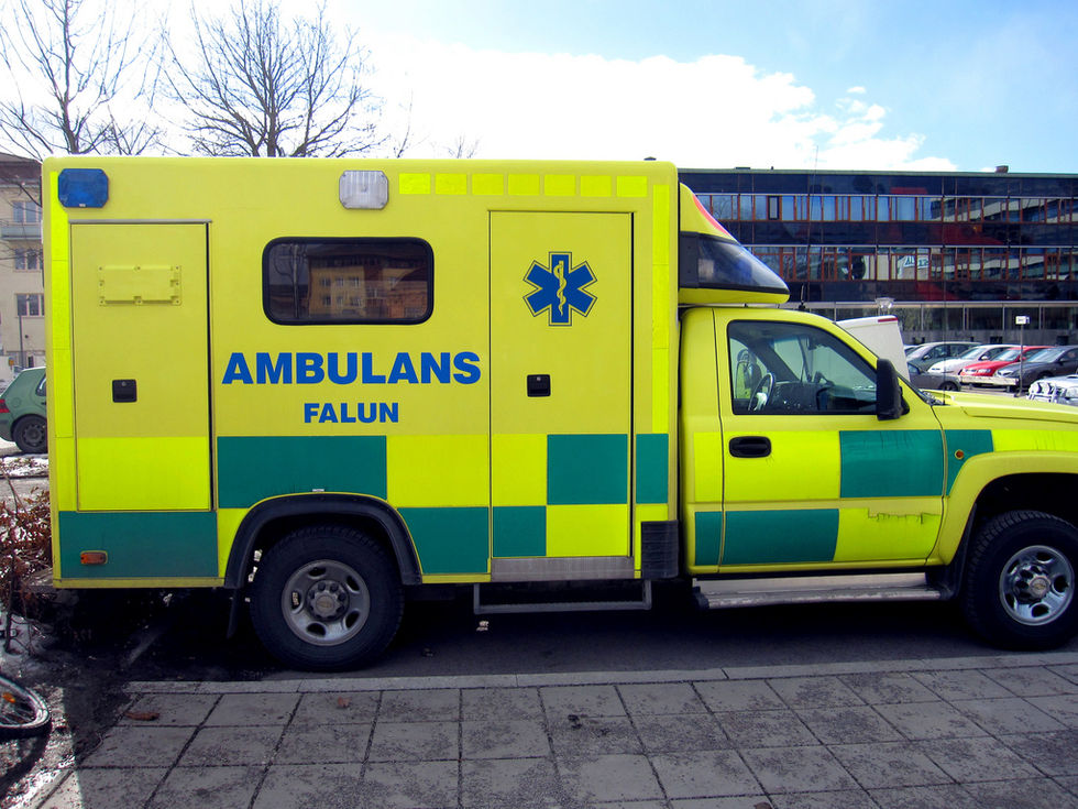 Ambulansförbundet: Kriminalisera fotografering vid olyckor