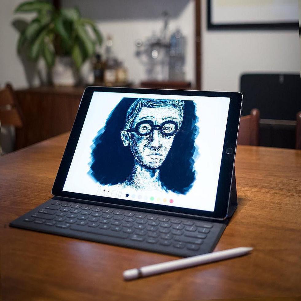 Nästa iPad ryktas få stöd för Face ID