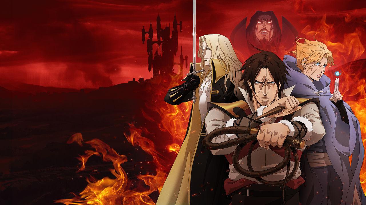 Castlevania-röstskådis bekräftar en tredje säsong