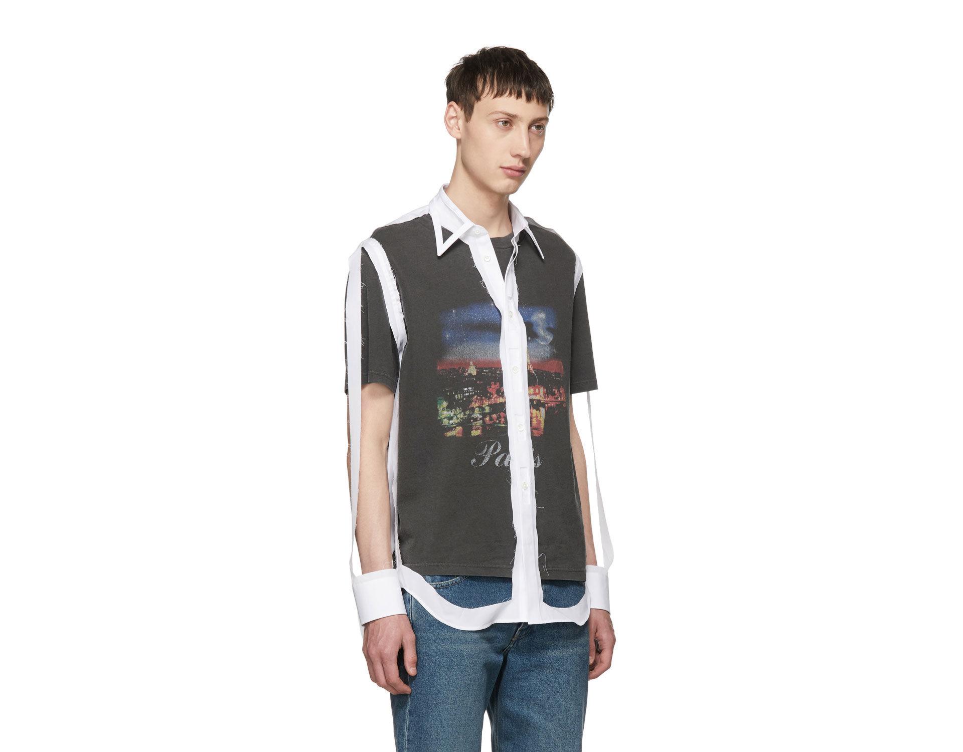 Den här skjortan kostar 1095 dollar