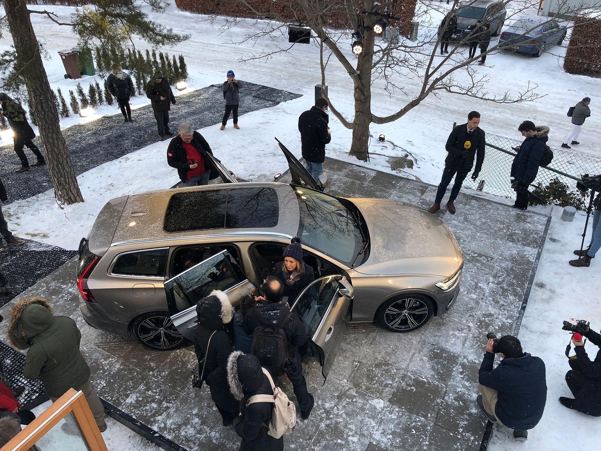 Volvo hoppar över Geneve-salongen