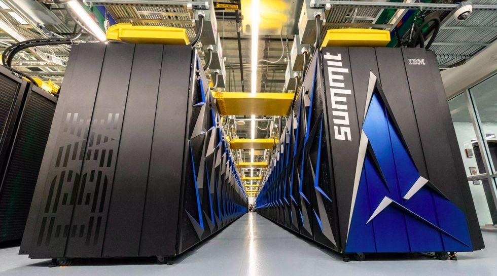Summit är världens snabbaste dator