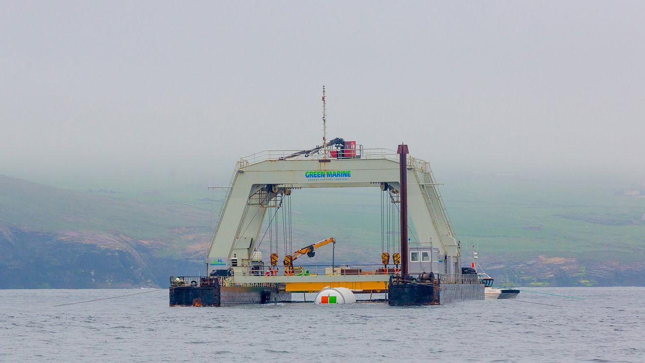 Microsoft har byggt ett datacenter i havet