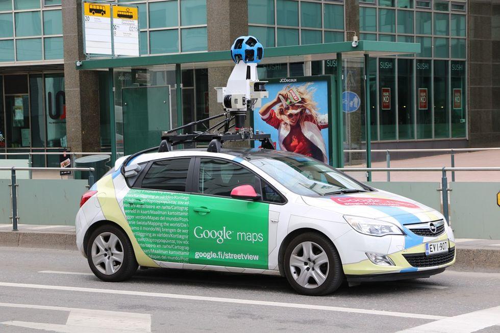 Googles StreetView-bilar ska börja kartlägga luftkvaliteten