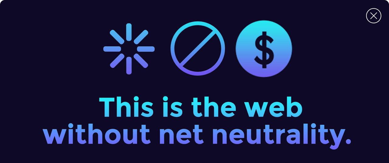 Nu är nätneutraliteten i USA död