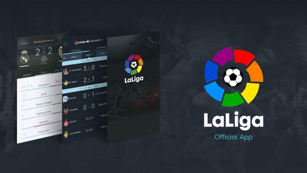 La Ligas app kan spionera på sin omgivning