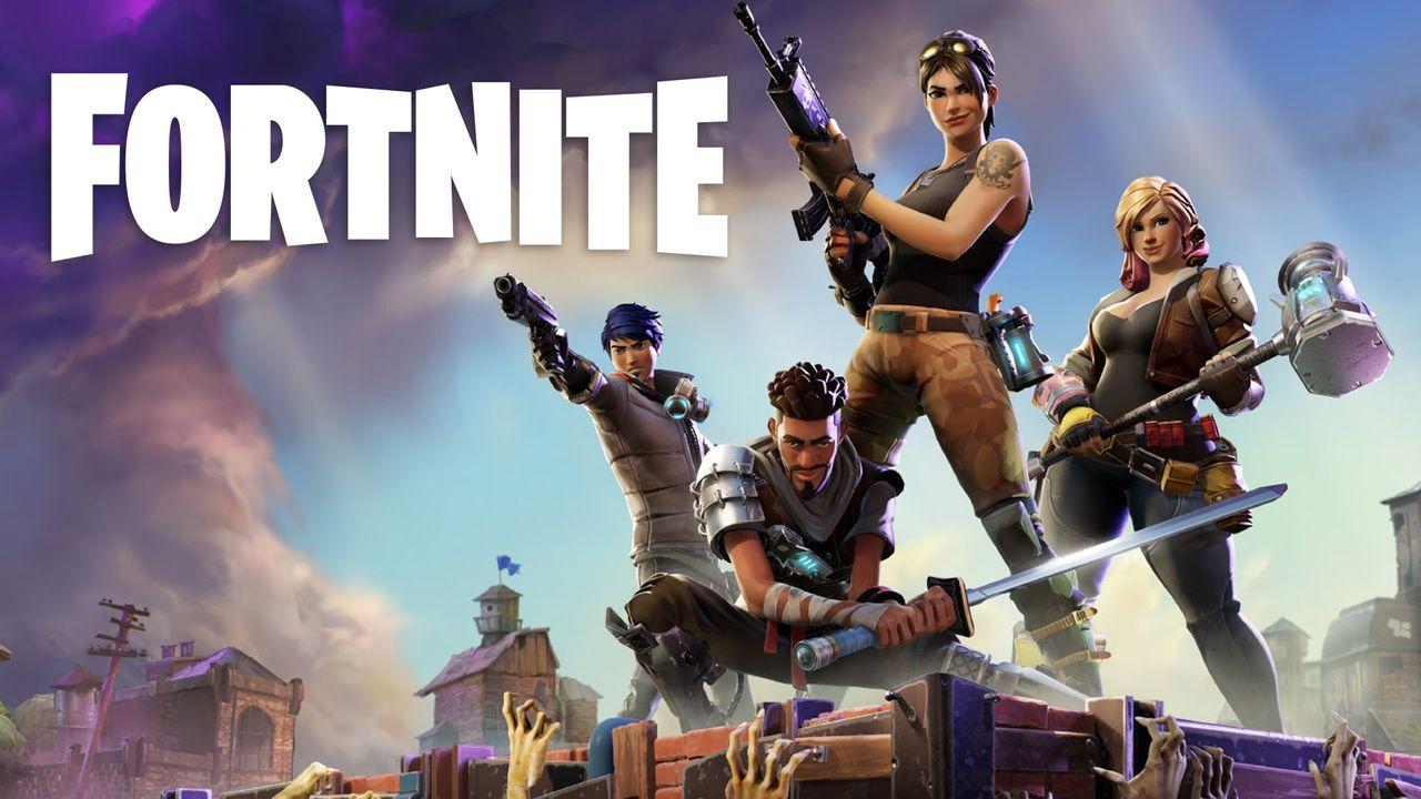 PS4-konton till Fortnite funkar inte på Switch