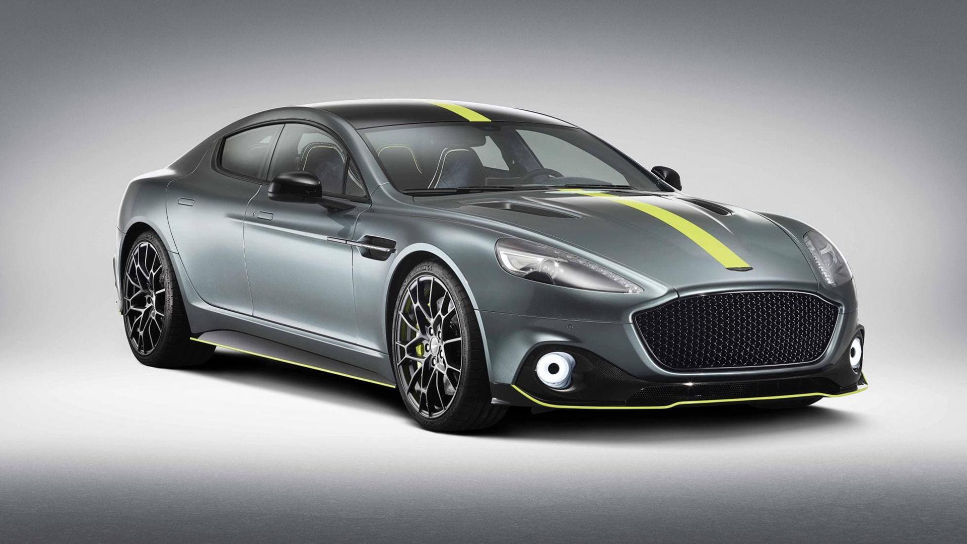 Även Aston Martin Rapide får AMR-behandling