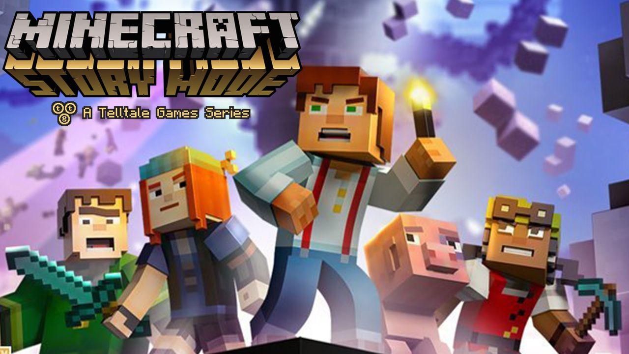 Minecraft: Story Mode kommer till Netflix
