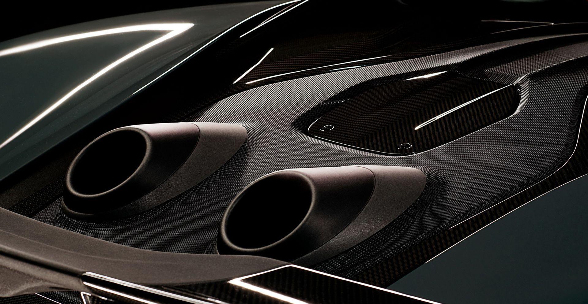 McLaren visar avgasrören på 570LT
