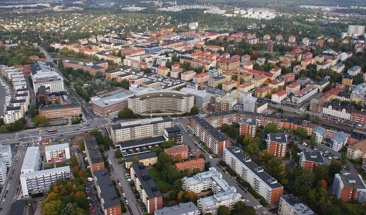 Sundbyberg mest trångbodda kommunen i Sverige