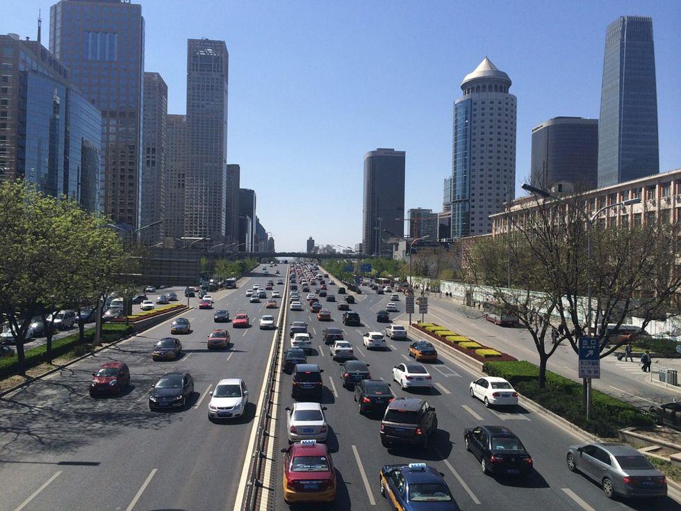 Alla bilar i Kina ska förses med RFID-chip