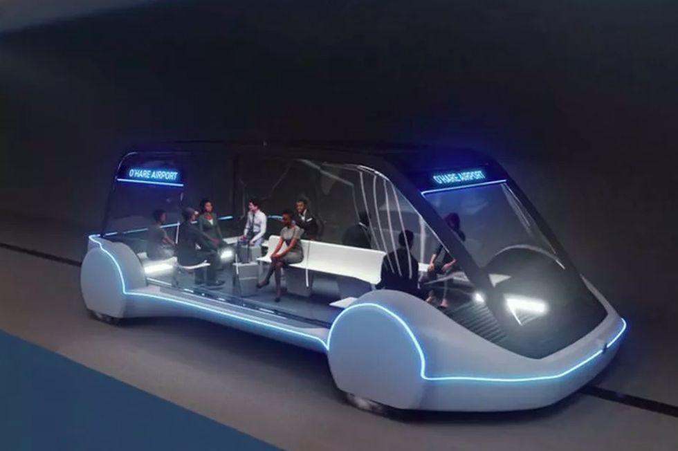 Boring Company ska bygga tunnel i Chicago