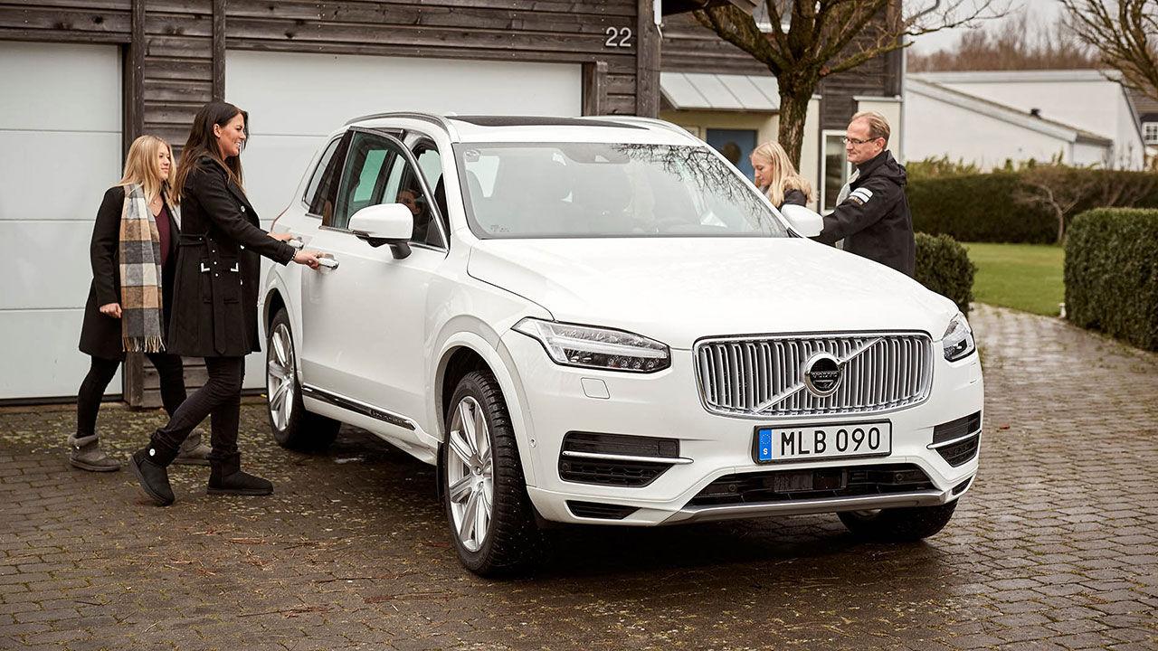 Transportstyrelsen stoppar Volvos Drive Me-projekt