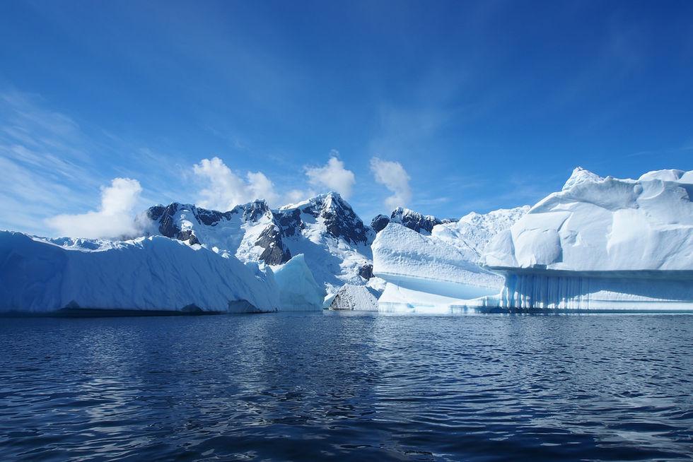 Antarktis is smälter i en rasande hastighet
