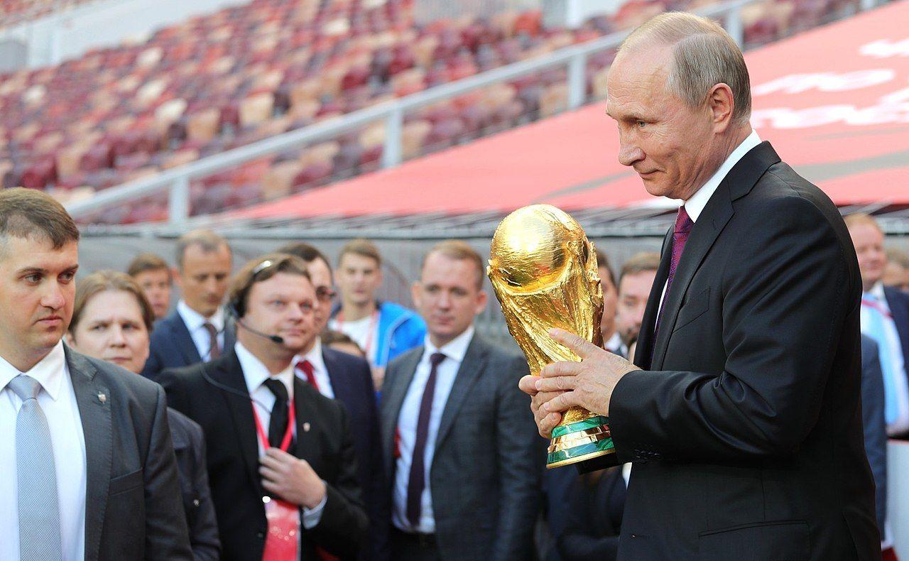 VM-besökare varnas för ryska hackers