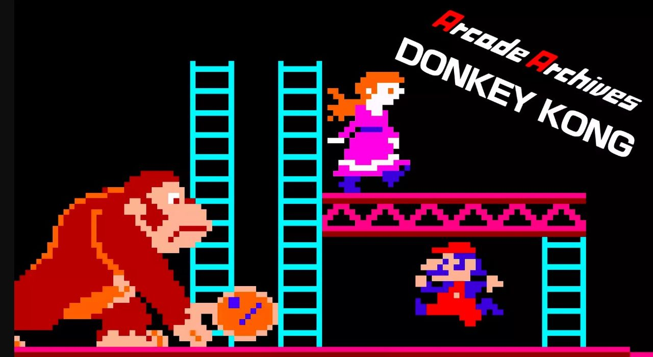 Donkey Kong kommer till Nintendo Switch