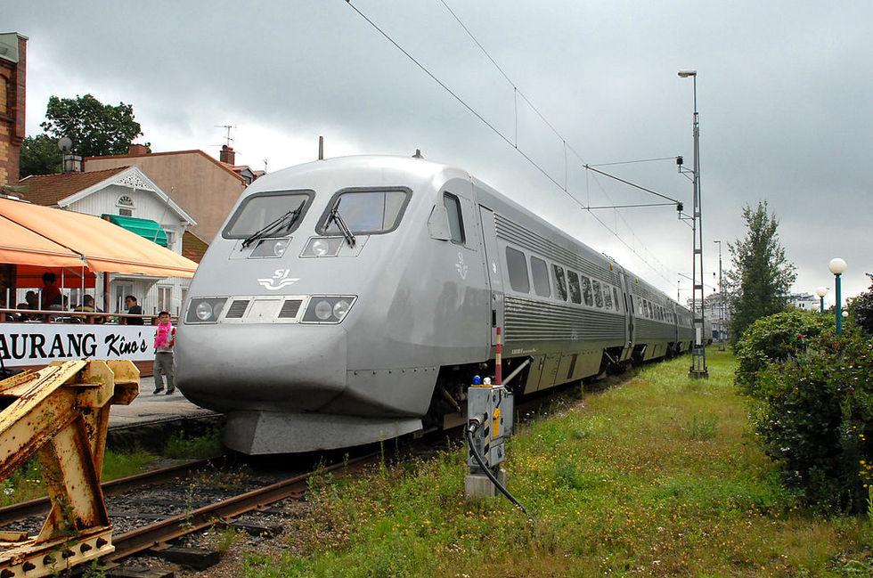 Sveriges tåg går långsammare idag än för 15 år sedan