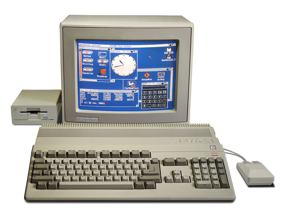 Worthy är ett nytt spel till Amiga 500
