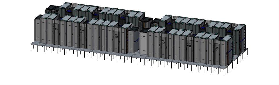 HPE bygger världens största ARM-baserade superdator