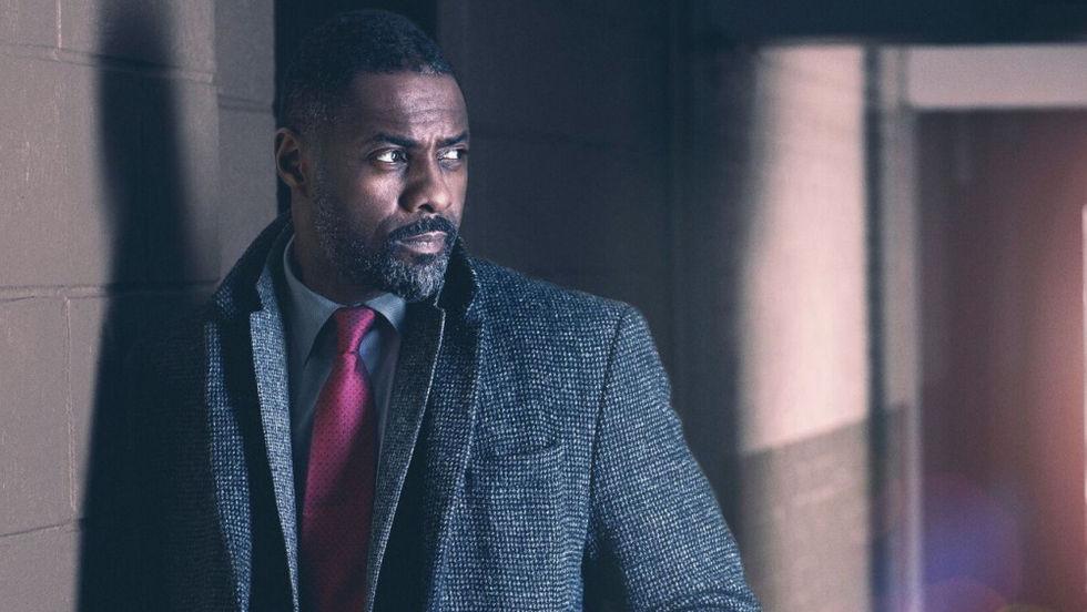 Idris Elba teasar femte säsongen av Luther