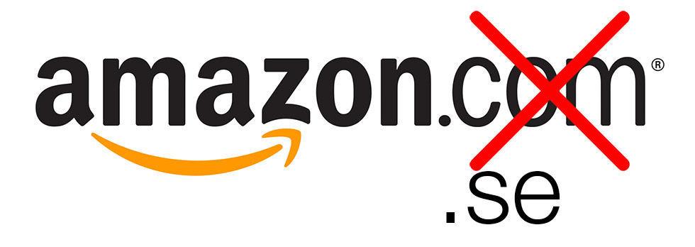 Amazon köpte Amazon.se för 6 miljoner kronor