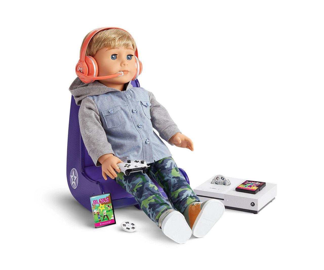 Nu kan även dockan få spela Xbox