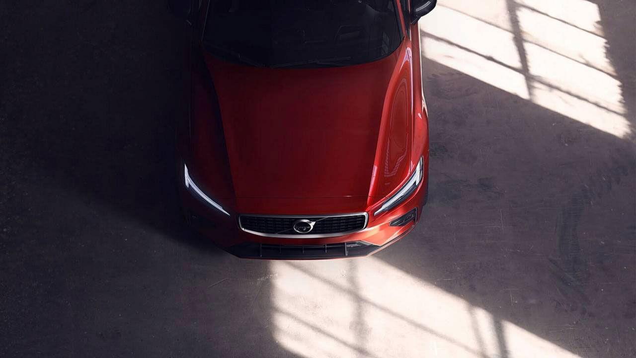 Följ avtäckningen av nya Volvo S60 här