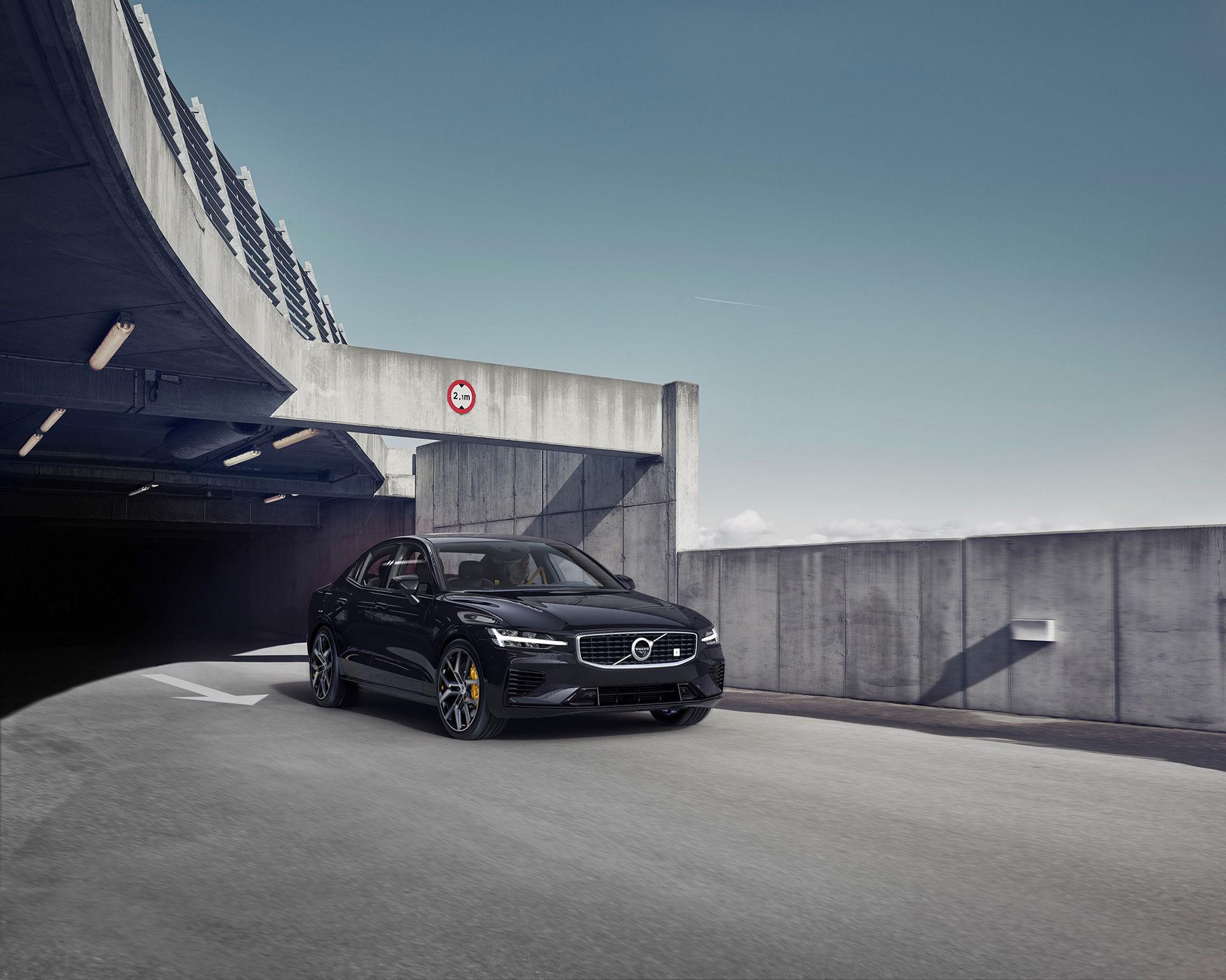 Det här är nya Volvo S60!