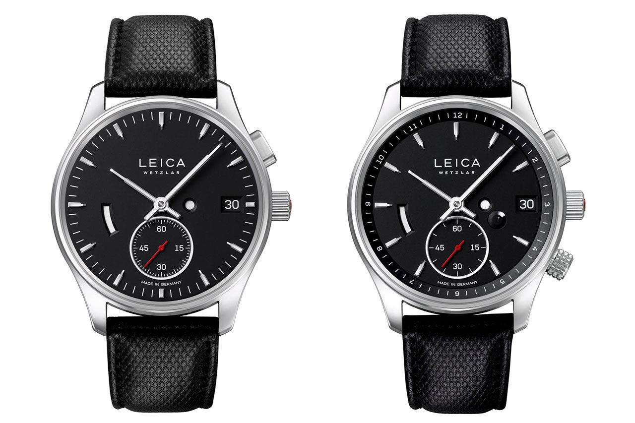 Leica släpper armbandsur