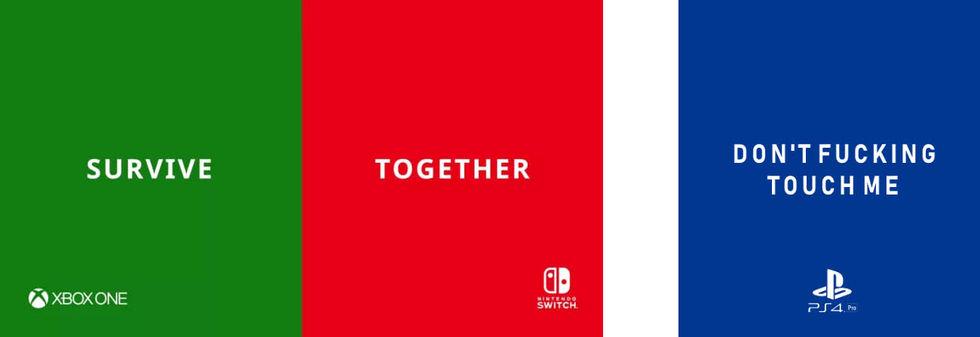 Nintendo hyllar cross-play i ny reklamfilm