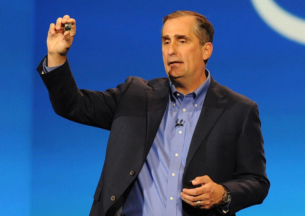 Intels VD Brian Krzanich avgår
