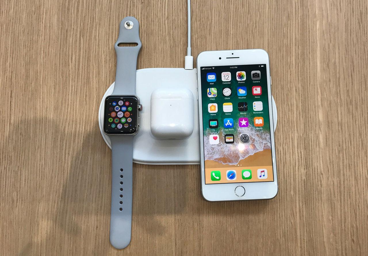 Apples AirPower ryktas släppas i september