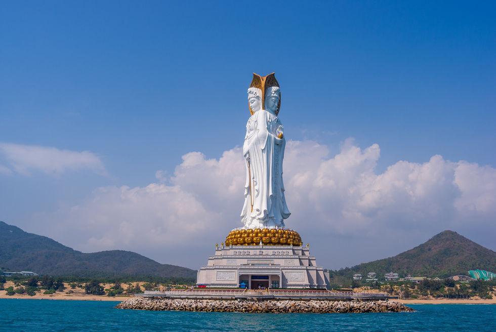 Kina lyfter internetcensuren något i turistmeckat Hainan