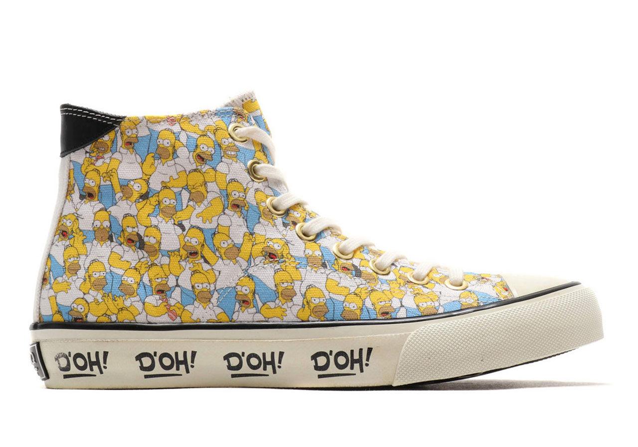 Ubiq släpper Simpsons-skor