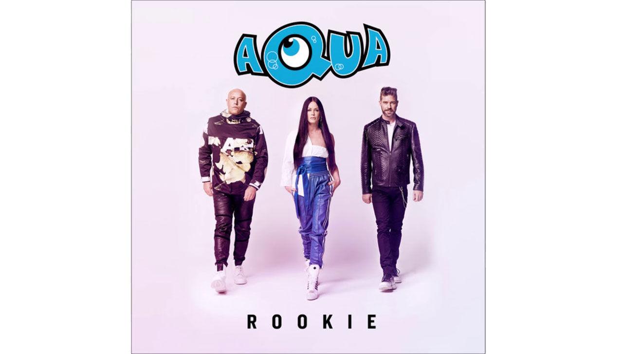 Rookie - ny singel från Aqua