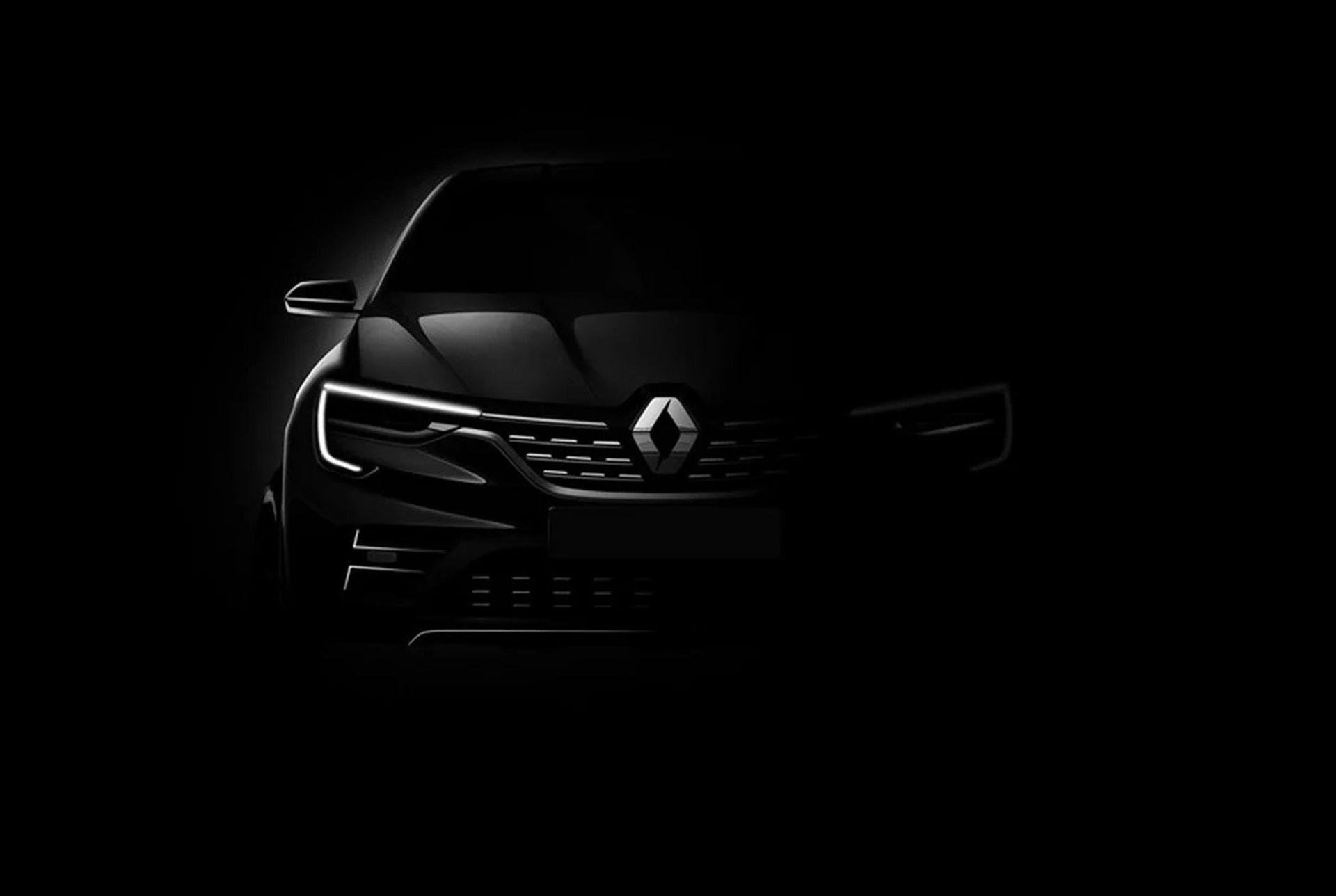 Ny teaser från Renault handlar troligtvis om Captur Coupé