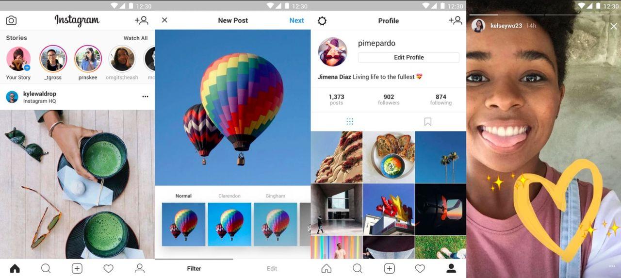 Instagram Lite släppt till Android